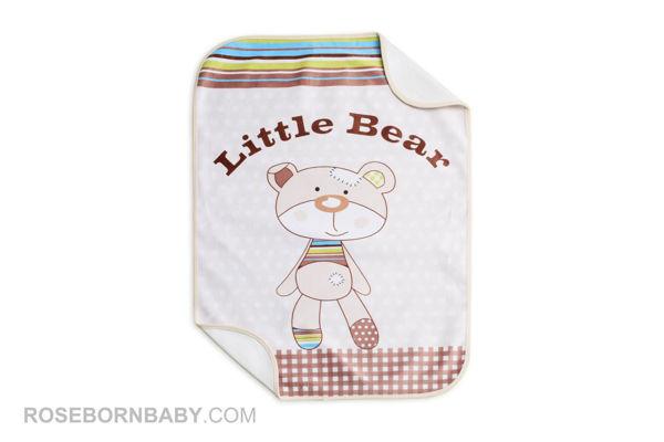 تصویر از زیر انداز تعویض  LITTLE BEAR