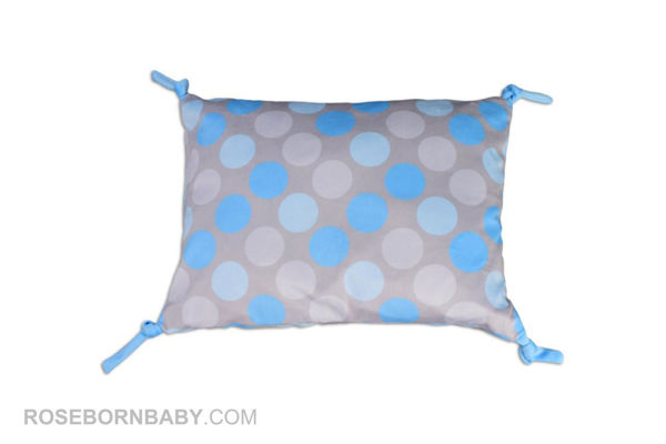 Picture of knot shape pillow circle