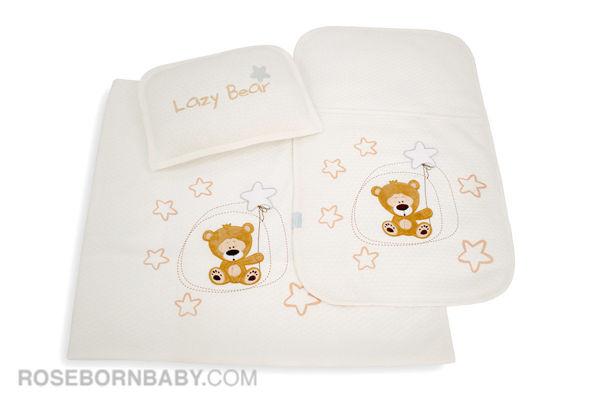 تصویر از سرویس خواب سه تکه مسافرتی  LAZY BEAR