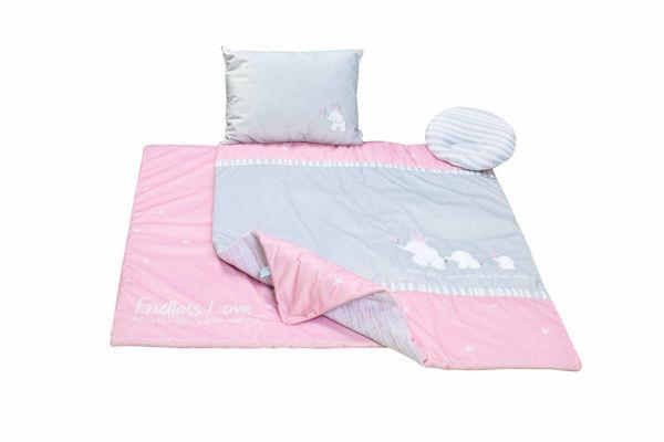 تصویر از سرویس خواب چهار تکه ENDLESS LOVE-GIRL