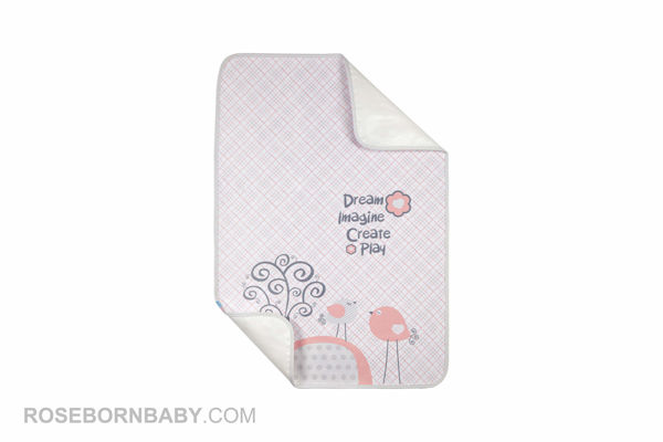 Picture of infant changing mat little dream